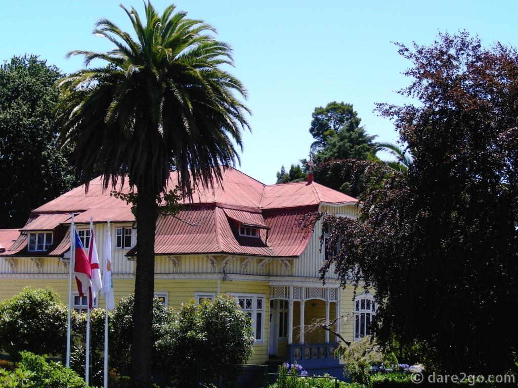 Centro Cultural Valdivia