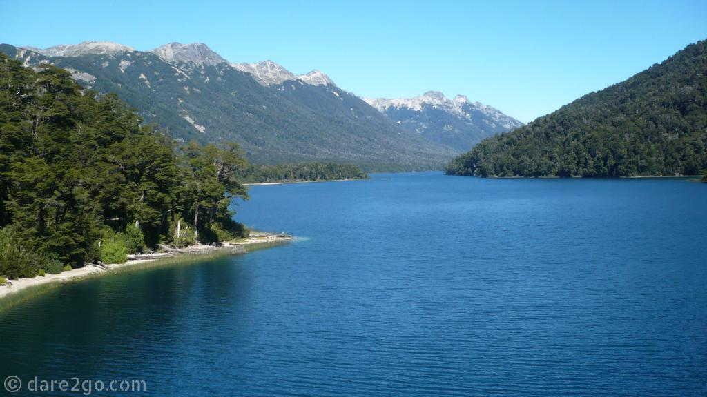 Lago Correntoso Argentina