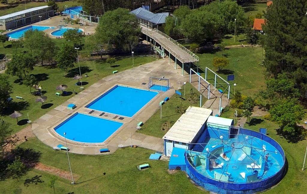 Concordia's thermal baths, Complejo de Aguas Termales Vertiente.