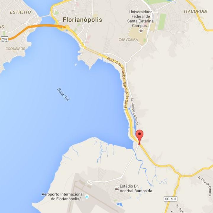 Google maps location: -27:38.87489, -48:31.25313