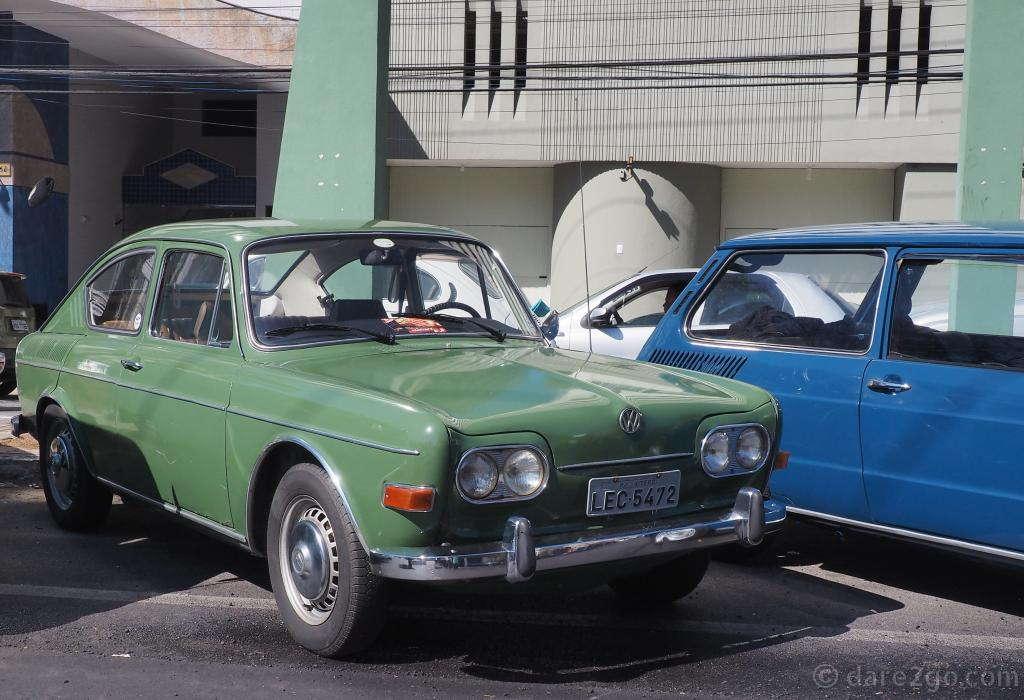 Volkswagen Brazil Interesting Classic Volkswagens As
