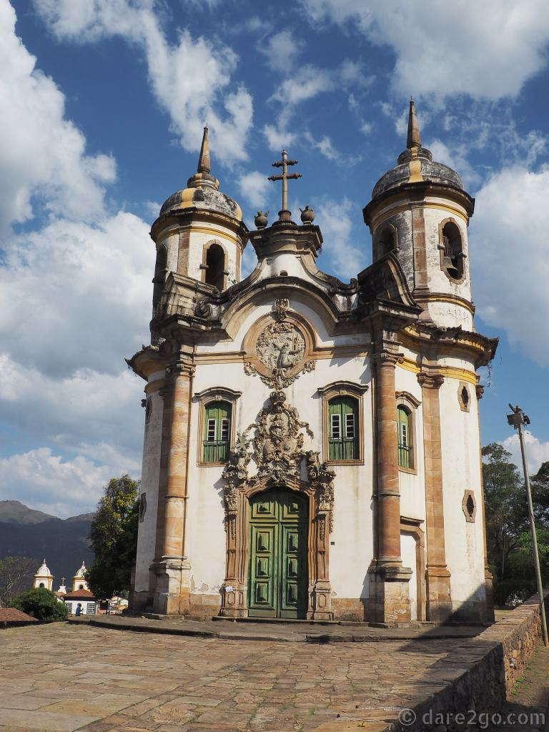 Ouro Preto Black Gold And Baroque Opulence Dare2go