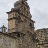 Cajamarca Belén Monumental Complex: The women's hospital tower.