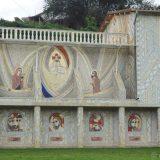 Santuario de la Virgen del Rosario: this mosaic wonderland was created about 30Km from Cajamarca.