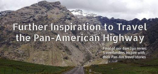 The final in our 4 part series, sharing international overlander stories in answer to our question: What inspired you to travel the Pan-American Highway?