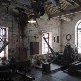 National Slate Museum Wales: a machine room at the Dinorwic slate quarry.