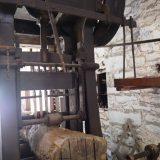 National Slate Museum Wales: the Dinorwic slate quarry cut its own timber.