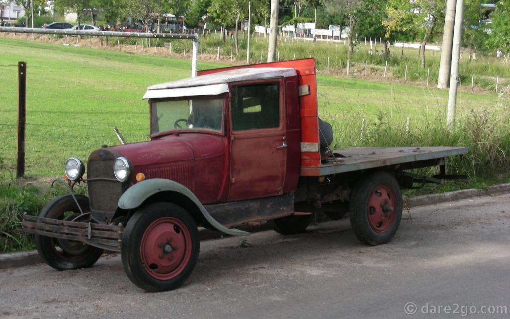 Amazing Old Cars on the Roads in Uruguay - Everywhere ...