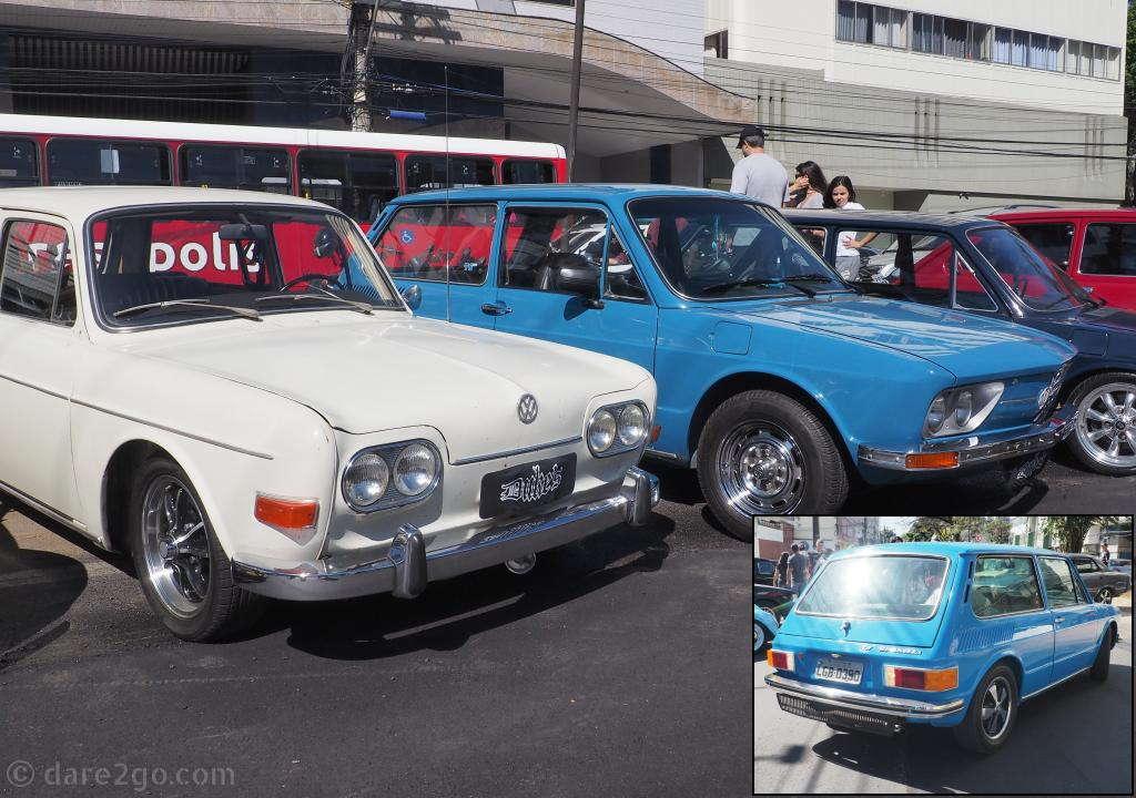 1d491df36e Volkswagen do Brasil manufactures its unique models. Volkswagen in Brazil  soon became a ...