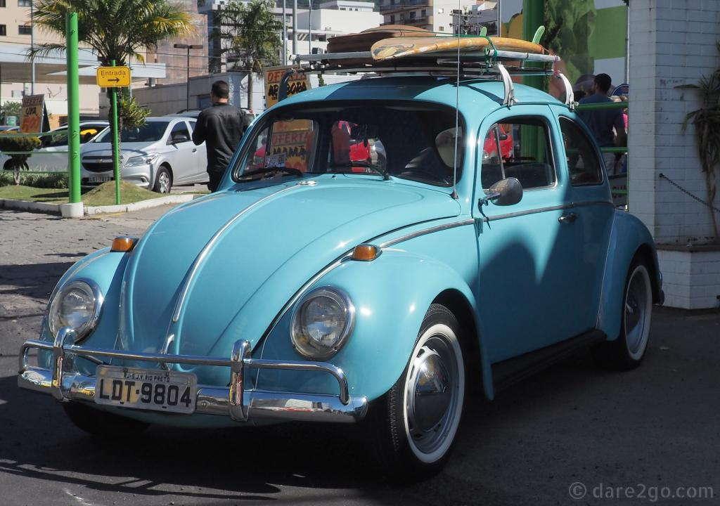 Interesting Classic Volkswagens As Seen in Brazil | dare2go