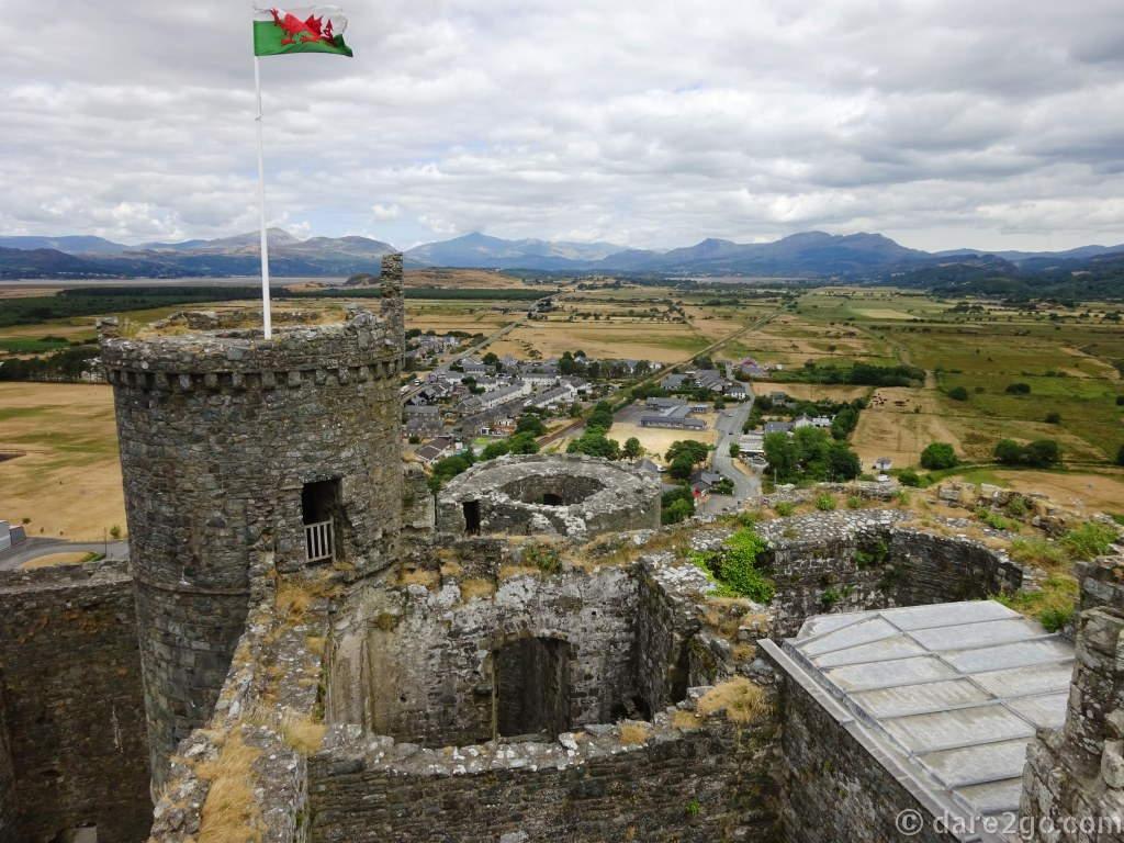 The 4 Impressive World Heritage Castles Of Wales Dare2go